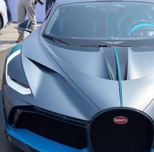 Bugatti Divo Concept Car (1)