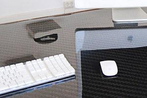 Möbel aus Carbon laminieren lassen